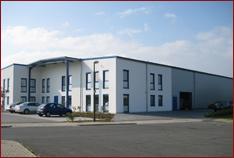 Neues Firmengebäude in Lünen